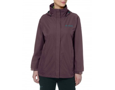 VAUDE ESCAPE LIGHT 2016 Damen Jacke dark plum