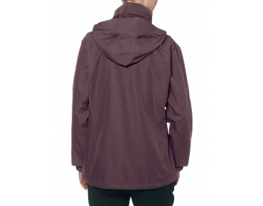 VAUDE ESCAPE LIGHT 2016 women's jacket dark plum