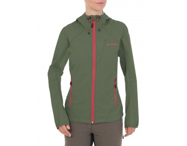 VAUDE ROKUA women's jacket cedar wood