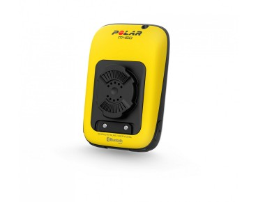 Polar cover for M450 tachometer yellow