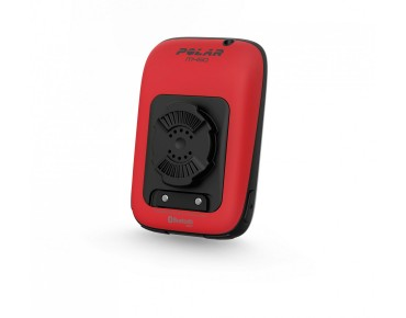 Polar cover for M450 tachometer red