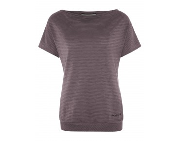 VAUDE SKOMER 2016 women's shirt dark plum