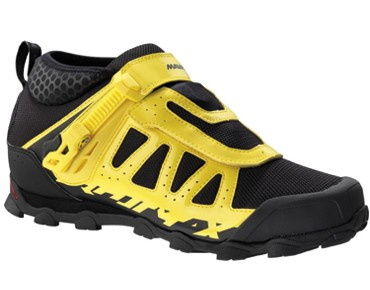 MAVIC CROSSMAX XL PRO MTB shoes yellow/black