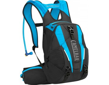 CamelBak SKYLINE 10 LR hydration pack black/atomic Blue