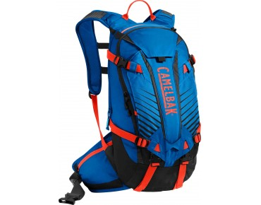 CamelBak K.U.D.U. 12 backpack incl. protector - test winner MountainBIKE 11/2014 - imperial blue/black