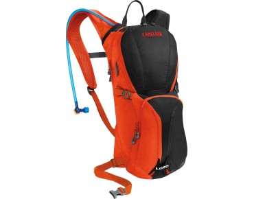 CamelBak LOBO backpack with hydration system charcoal/ember