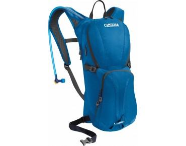 CamelBak LOBO backpack with hydration system imperial blue/black iris