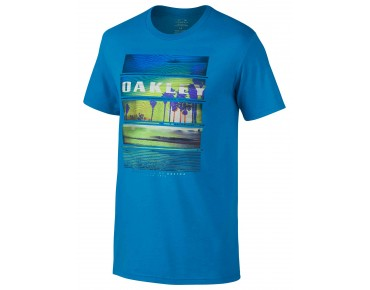 OAKLEY PACIFIC T-shirt pacific  blue