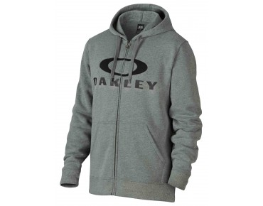 OAKLEY ELLIPSE NEST Hoodie athletic heather grey