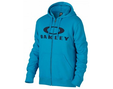 OAKLEY ELLIPSE NEST Hoodie pacific  blue