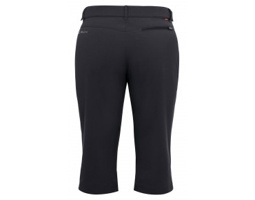 VAUDE FARLEY STRETCH CAPRI ¾ Damen Hose black
