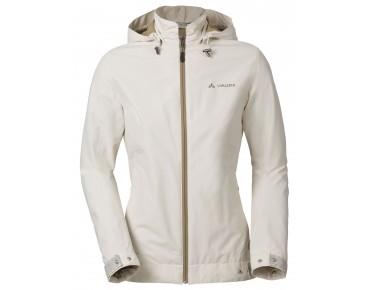 VAUDE CYCLIST women's jacket ecru