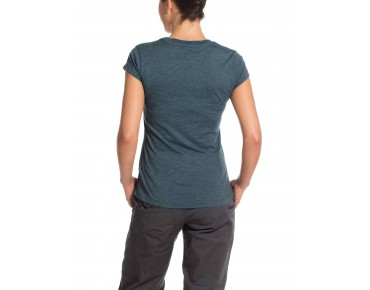 VAUDE LOSETTA Damen T-Shirt dark steel