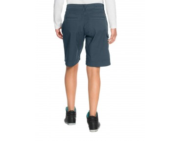 VAUDE CYCLIST Damen Shorts dark steel