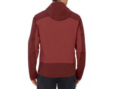 VAUDE ROKUA jacket redwood