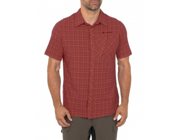 VAUDE SEILAND shirt redwood