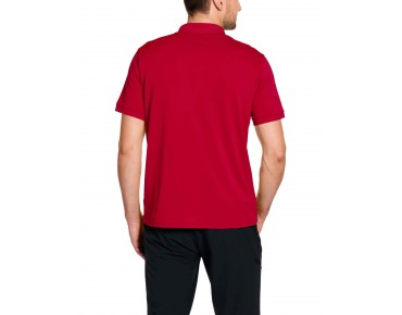 VAUDE MARWICK II Polo indian red