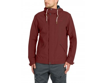 VAUDE CALIFO jacket cherrywood
