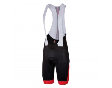 Castelli VELOCISSIMO bib shorts black/red