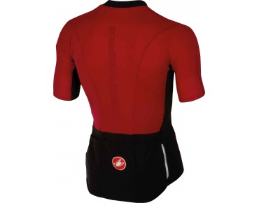 Castelli RS SUPERLEGGERA Trikot ruby red