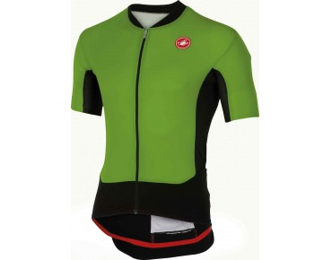 Castelli RS SUPERLEGGERA jersey sprint green
