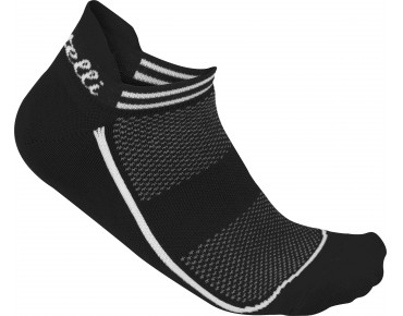 Castelli INVISIBLE Damen Socken black