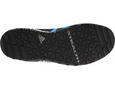 adidas TERREX TRAIL CROSS FR/Dirt Schuhe shock blue s16/core black/ffwr white/mgh solid grey