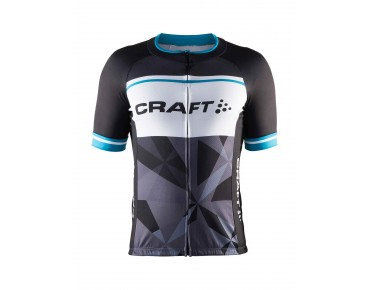 CRAFT CLASSIC LOGO jersey black/gale