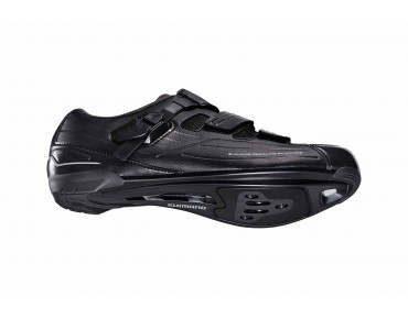 SHIMANO SH-RP3 road shoes, extra-wide black