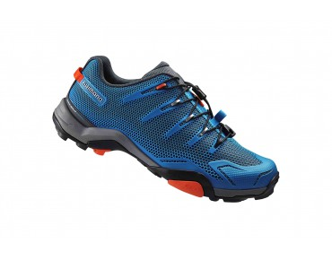 SHIMANO SH-MT44 MTB/trekking shoes blue