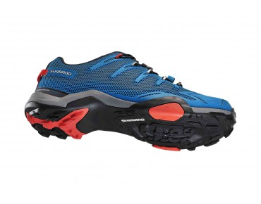 SHIMANO SH-MT44 MTB/trekking shoes blau