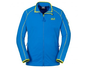 Jack Wolfskin STORMLIGHT FLEECE fleece jacket brilliant blue