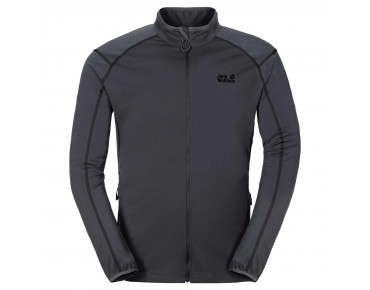 Jack Wolfskin STORMLIGHT FLEECE fleece jacket ebony
