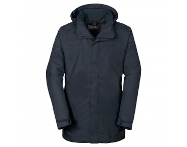 Jack Wolfskin SHELTER jacket night blue