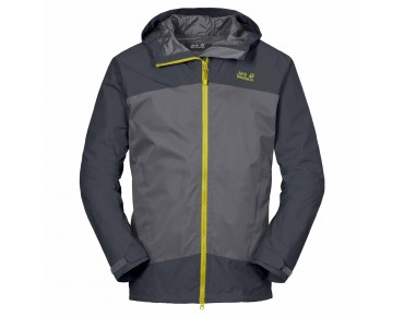 Jack Wolfskin RIDGE jacket ebony