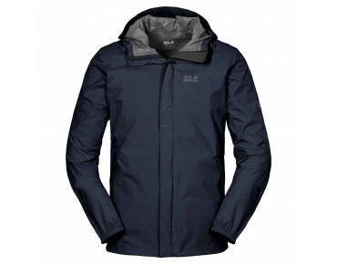 Jack Wolfskin CLOUDBURST jacket night blue