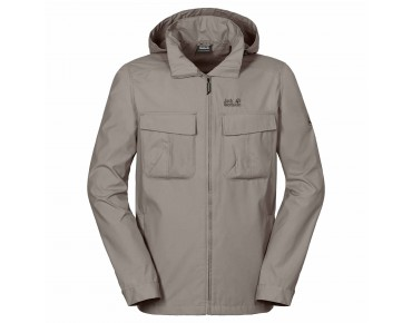 Jack Wolfskin ATLAS ROAD 2 Jacke moon rock