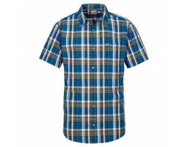 Jack Wolfskin HOT CHILI shirt siltstone checks