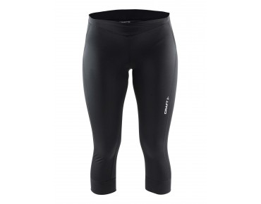 CRAFT VELO KNICKERS ¾ Damen Radhose black