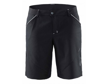 CRAFT ESCAPE women's cycling shorts black