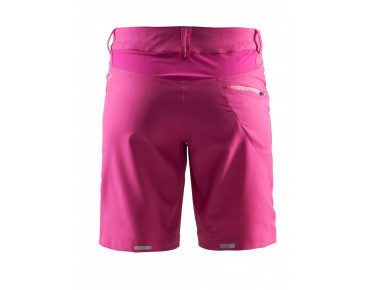 CRAFT ESCAPE women's cycling shorts smoothie/pop