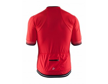 CRAFT PUNCHEUR Trikot bright red/black