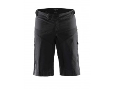 CRAFT X-OVER cycling shorts black