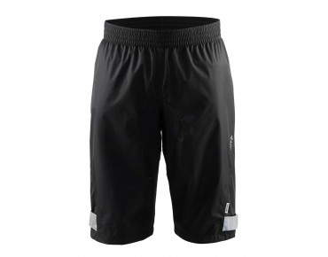 CRAFT ESCAPE waterproof shorts black