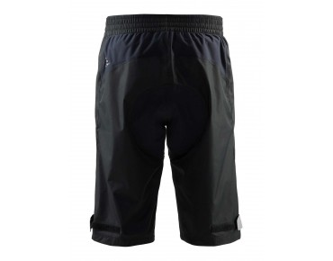 CRAFT ESCAPE Regenshorts black