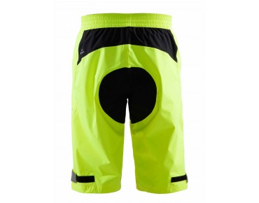 CRAFT ESCAPE Regenshorts flumino/black