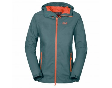 Jack Wolfskin VELICAN women's jacket north atlantic