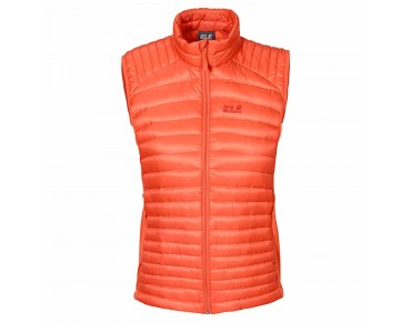 Jack Wolfskin ATMOSPHERE FLEX women's vest watercress blossom