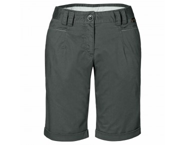 Jack Wolfskin LIBERTY women's shorts greenish grey