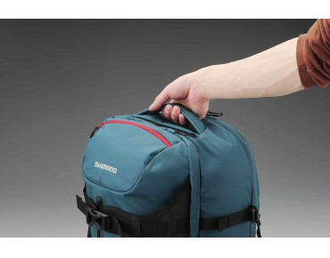 SHIMANO HOTAKA CM backpack legion blue